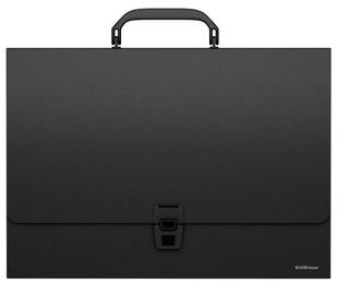 ErichKrause Briefcase Classic A4 Black