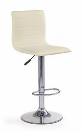 Bāra krēsls Halmar H-21 Cream, 1 gab.