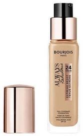 Tonizējošais krēms Bourjois Paris Fond de Teint Always Fabulous Pink Vanilla, 30 ml