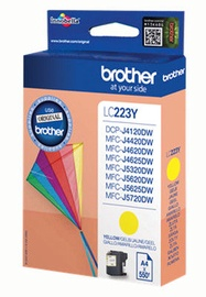 Brother LC223 Yellow