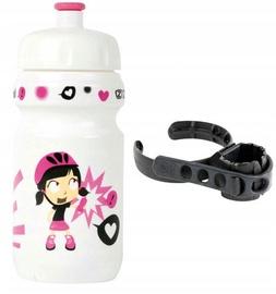 Zefal Little Z Girl Bottle And Universal Clip Holder