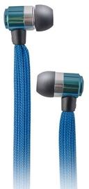 Austiņas Forever Swing Sport & Fitness Shoelace Blue