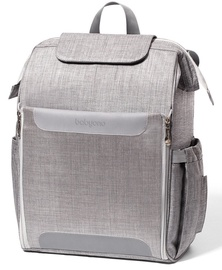 BabyOno Space Diaper Backpack Grey