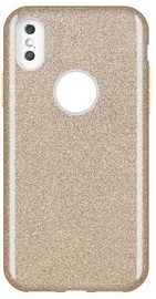 Wozinsky Glitter Shining Back Case For Samsung Galaxy S10e Gold