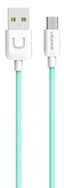 Usams U-Turn USB To Micro USB Cable 1m Blue