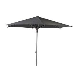 Home4you Balcony Parasol D2.7m Grey