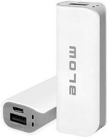 Зарядное устройство - аккумулятор Blow, 4000 мАч, белый