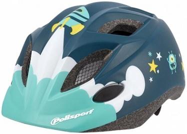 Polisport XS Kids Premium Blue 48-52cm