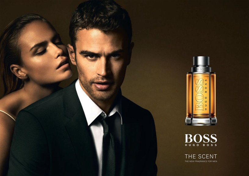 Лосьон после бритья Hugo Boss The Scent, 100 мл