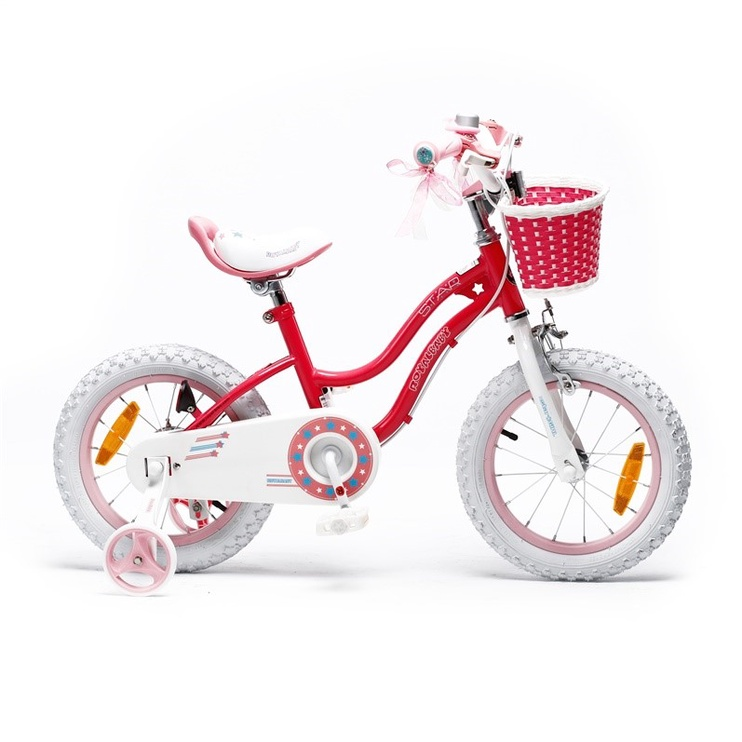 "Bērnu velosipēds Royalbaby Star Girl 12"""