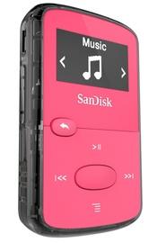Mūzikas atskaņotājs SanDisk Clip Jam, rozā, 8 GB