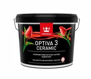 Tikkurila Optiva Ceramic Super Matt 3 BA 9l White