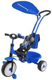 Трехколесный велосипед Milly Mally Boby Deluxe Blue