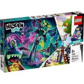 Konstruktors Lego Hidden Side Haunted Fairground 70432