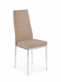 Ēdamistabas krēsls Halmar K70C Dark Beige
