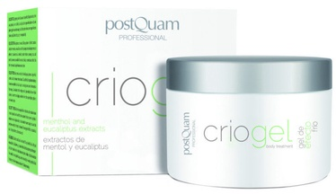Крем для тела PostQuam Professional Criogel Gel Effect Cold, 200 мл