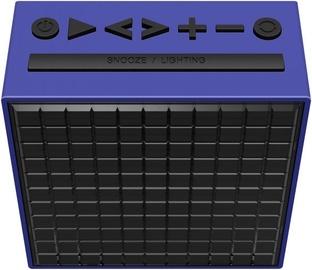Bezvadu skaļrunis Divoom TimeBox Blue, 5 W