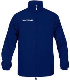 Givova Basico Rain Jacket Navy L