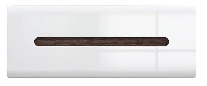 Sienas skapis Black Red White Azteca 105x41cm White