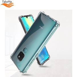 TakeMe Anti-Shock Cover Case For Huawei Mate 20 Pro Transparent