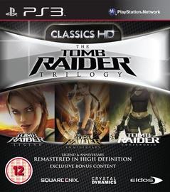 Игра для PlayStation 3 (PS3) Tomb Raider Trilogy: Legend, Underworld And Anniversary PS3
