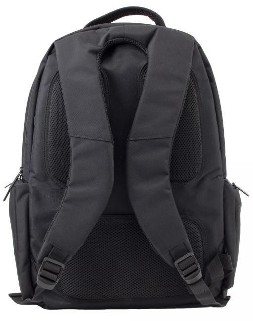 "Sbox Texas Notebook Backpack 17"" Black"