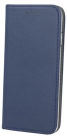 GreenGo Smart Magnet Book Case For Samsung Galaxy A6 Navy Blue