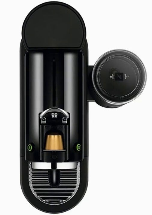 Kapsulas kafijas automāts De'Longhi Citiz & Milk EN 267.BAE, melna