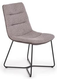 Halmar K403 Chair Grey/Black