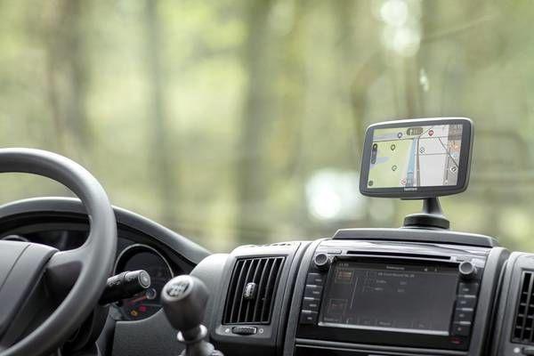 TomTom Go Camper SAT Navigation