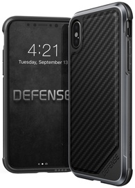 X-Doria Defence Lux Carbon Case For Apple iPhone X Black