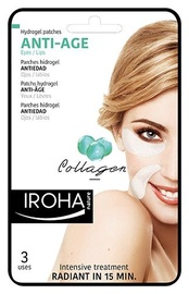 Iroha Nature Anti-Age Hydrogel Eye & Lip Patches 6x1.6g