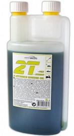 Eļļa AutoDuals 2T-mix Semi-Synthetic Oil with Dosator Green 1l