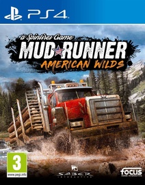 Spintires: MudRunner - American Wilds PS4