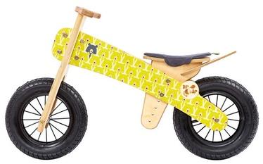 Балансирующий велосипед MGS FACTORY DipDap Green Bears Mini