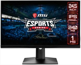 """Monitors MSI MAG251RX, 24.5"""", 1 ms"""