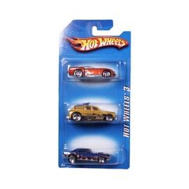 Mattel Hot Wheels Basic Car 3-Pack K5904