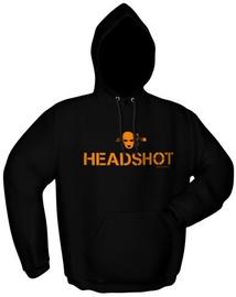 GamersWear Headshot Hoodie Black M