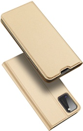 Dux Ducis Skin Pro Bookcase For Samsung Galaxy A41 Gold