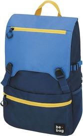 Рюкзак Herlitz, синий/желтый