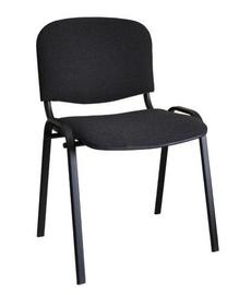 Apmeklētāju krēsls Signal Meble Iso Black