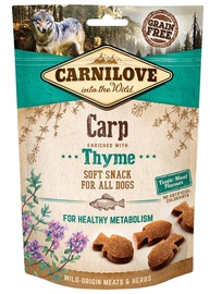 Carnilove Dog Snack Carp with Thyme 200g
