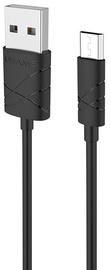 Usams U-GEE USB To Micro USB Cable 1m Black