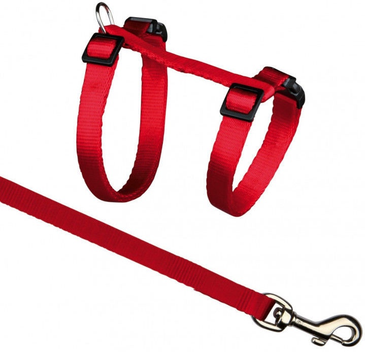 Trixie Cat Harness With Leash 4188