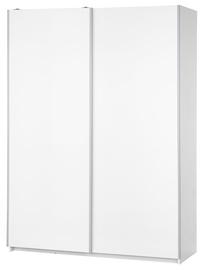 Skapis Halmar Lima S-1 White, 153x58x210 cm