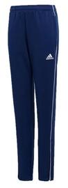 Adidas Core 18 Jr Training Pants CV3994 Dark Blue 140cm