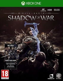 Xbox One spēle Middle-Earth: Shadow Of War Xbox One