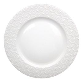 Тарелка Domoletti ESSENCE JX235-A002-04, белый