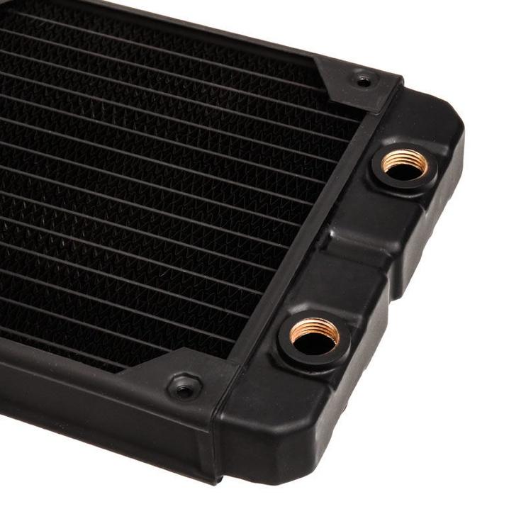 "Bitspower Leviathan SF 280 4xG1/4"" Radiator"