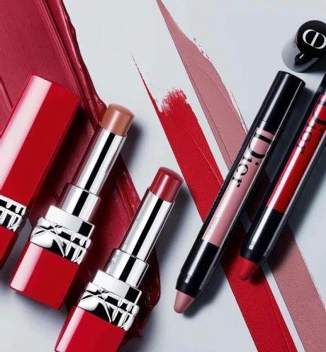 Lūpu krāsa Christian Dior Rouge Dior Ultra Rouge 533 Limited Edition, 3.2 g